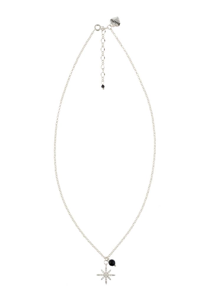 Cafe Noir Star Agate Chain Necklace
