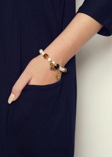 Sunset Pearl Bracelet
