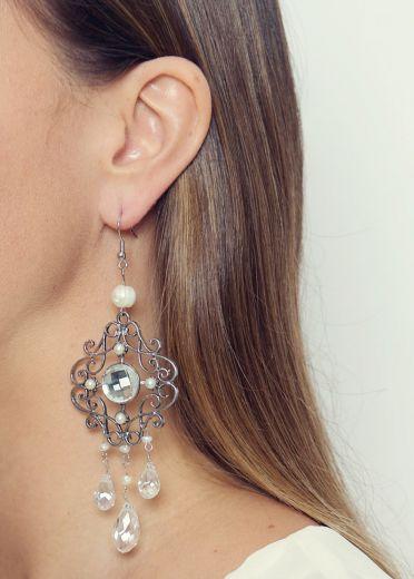 Pearl Vintage Earrings