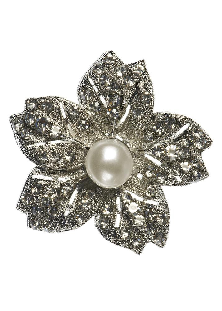 Freshwater Pearl Crystal Star