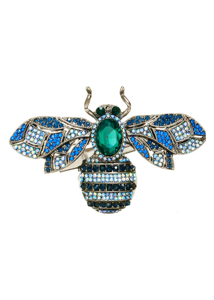 Ocean Bug Hairclip & Brooch