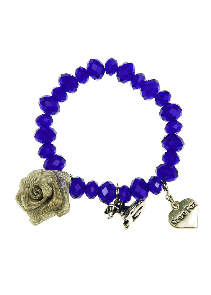 Cobalt Blue Single Bracelet