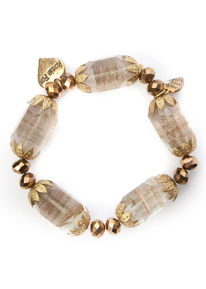 Golden Sandstone Bracelet