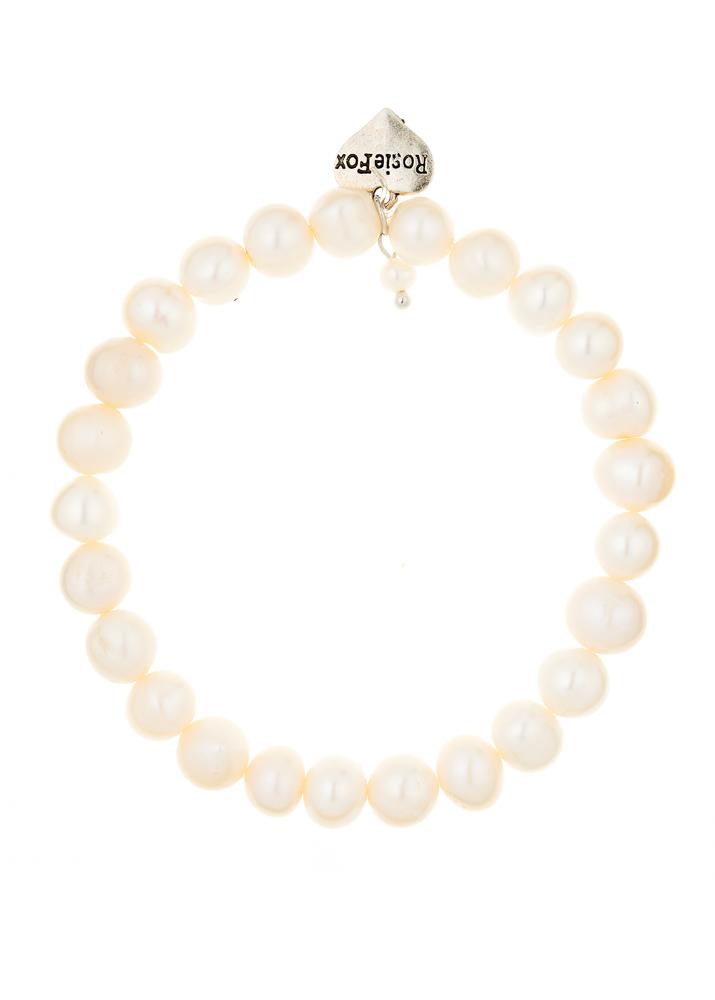 Ivory Freshwater Pearl Bracelet
