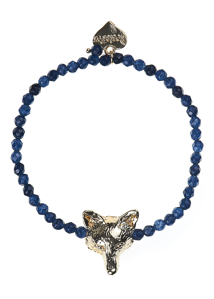 Royal Navy Agate Fox Bracelet