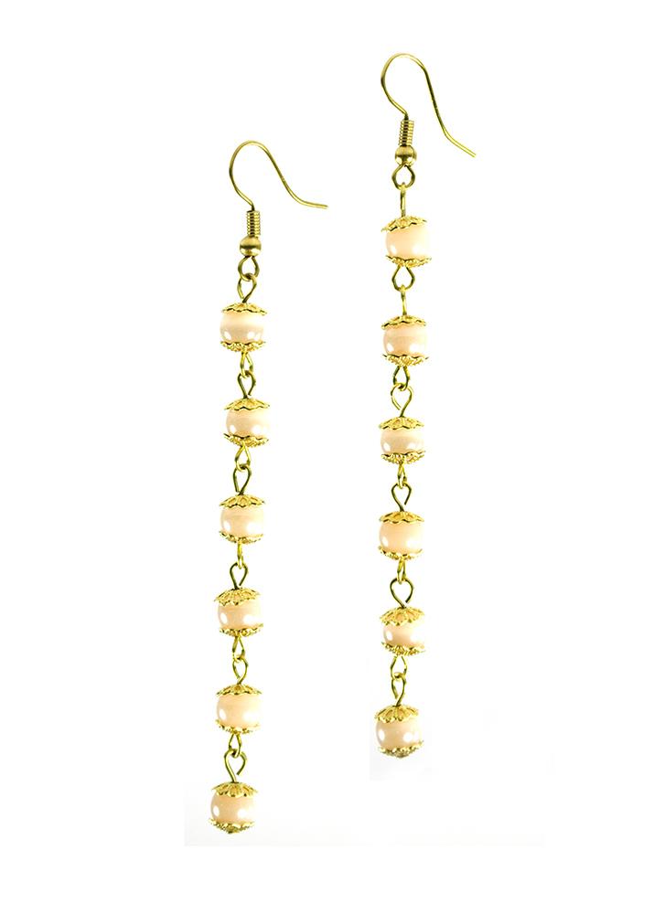 Charleston Pearl Earrings