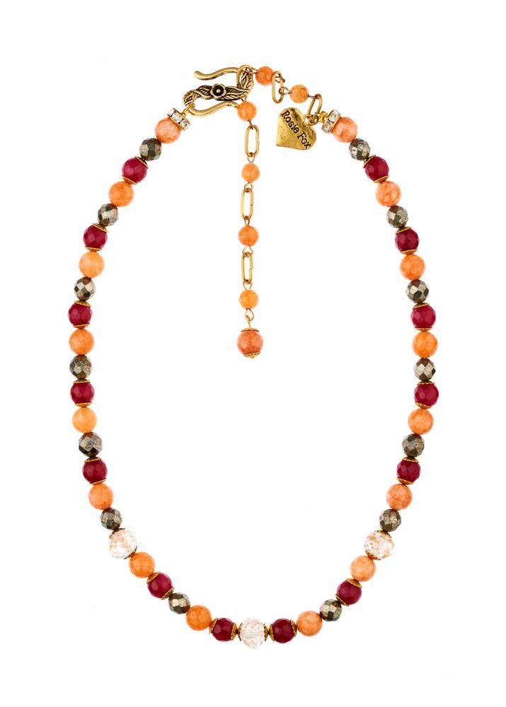 Sahara Coral Necklace